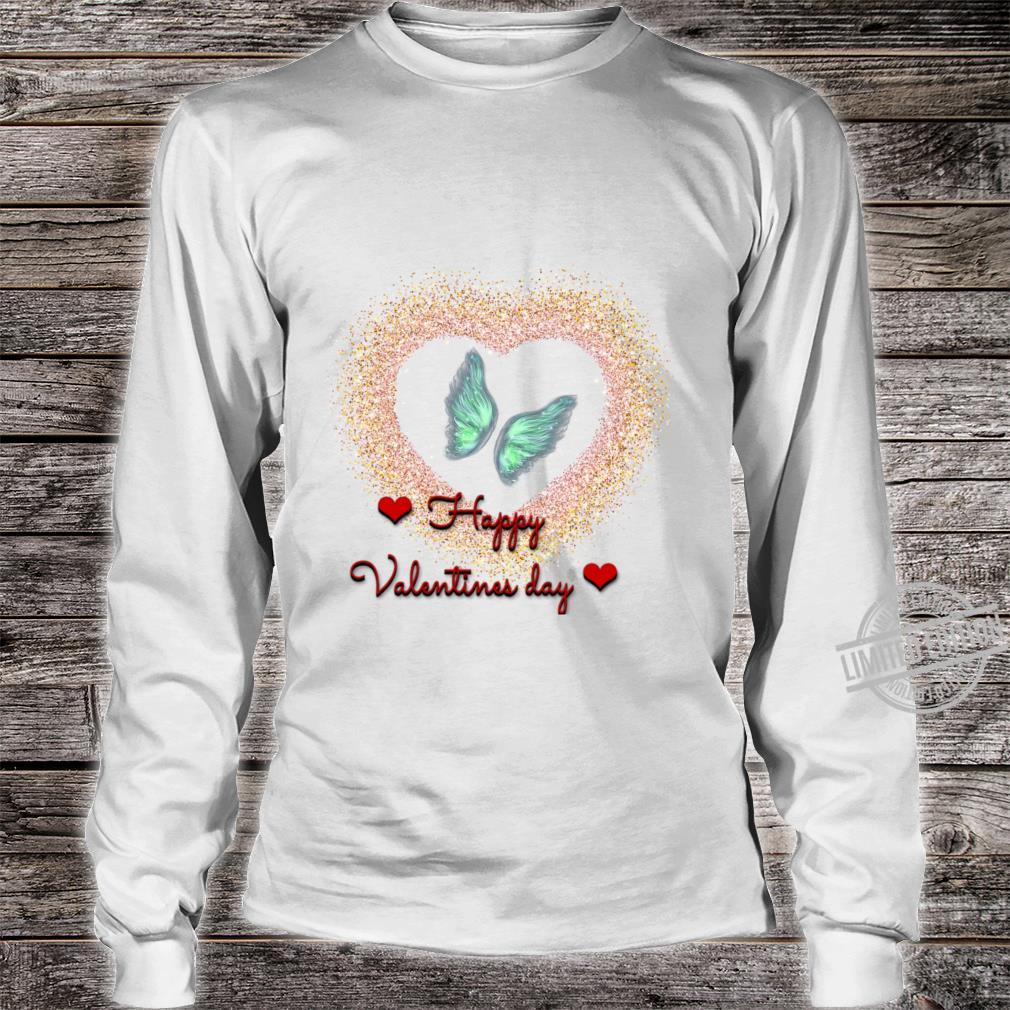 2020 top design, happy valentines day Shirt long sleeved