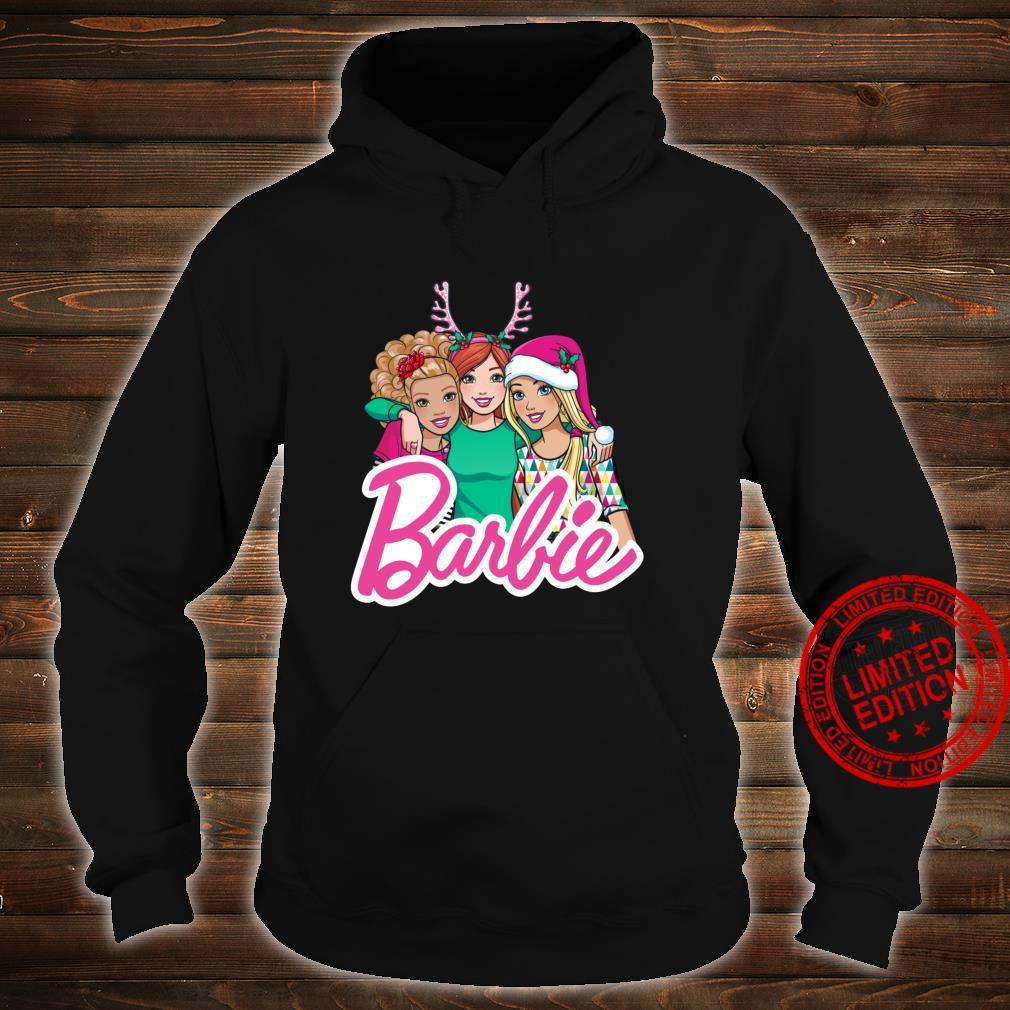 Barbie Christmas Best Friends Shirt hoodie