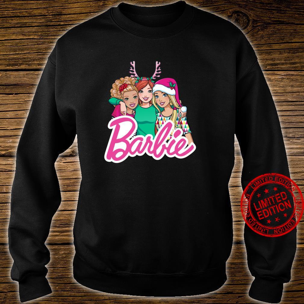 Barbie Christmas Best Friends Shirt sweater