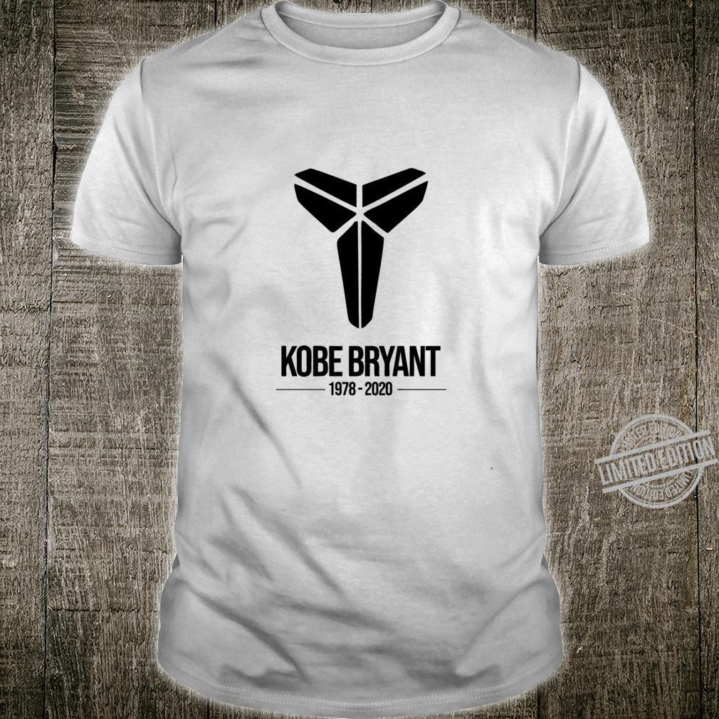 Best Seller Kobe Bryant RIP Logo Merchandise Shirt