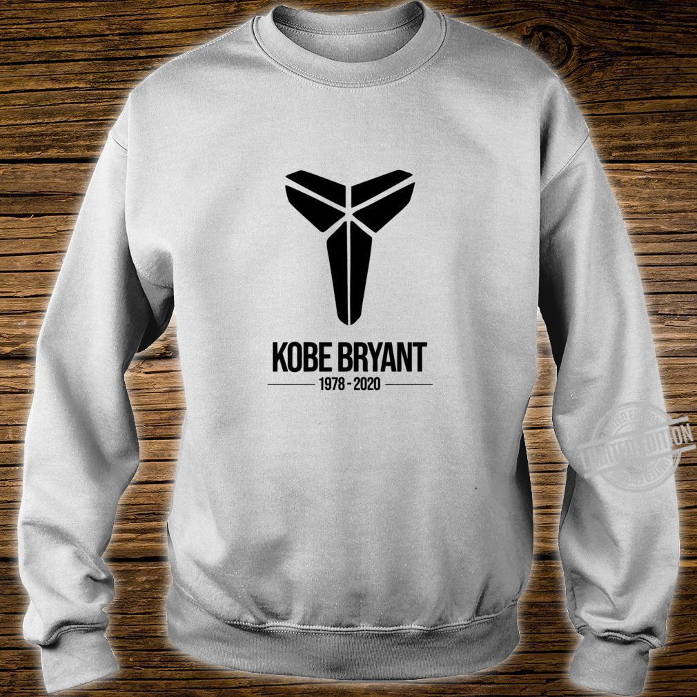 Best Seller Kobe Bryant RIP Logo Merchandise Shirt sweater
