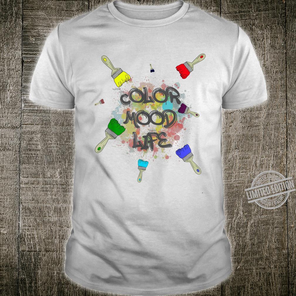 Color Mood Life Shirt
