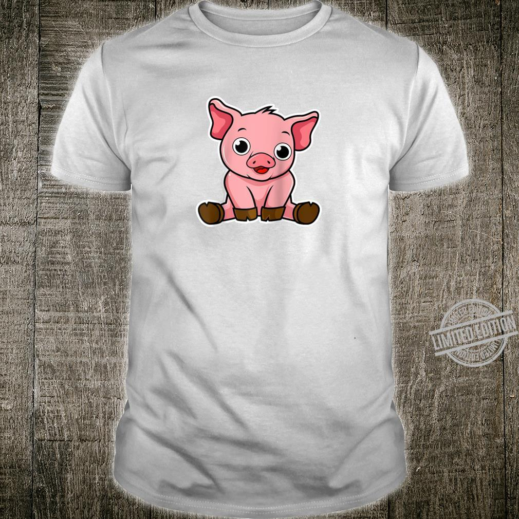 Cute Pig Shirt