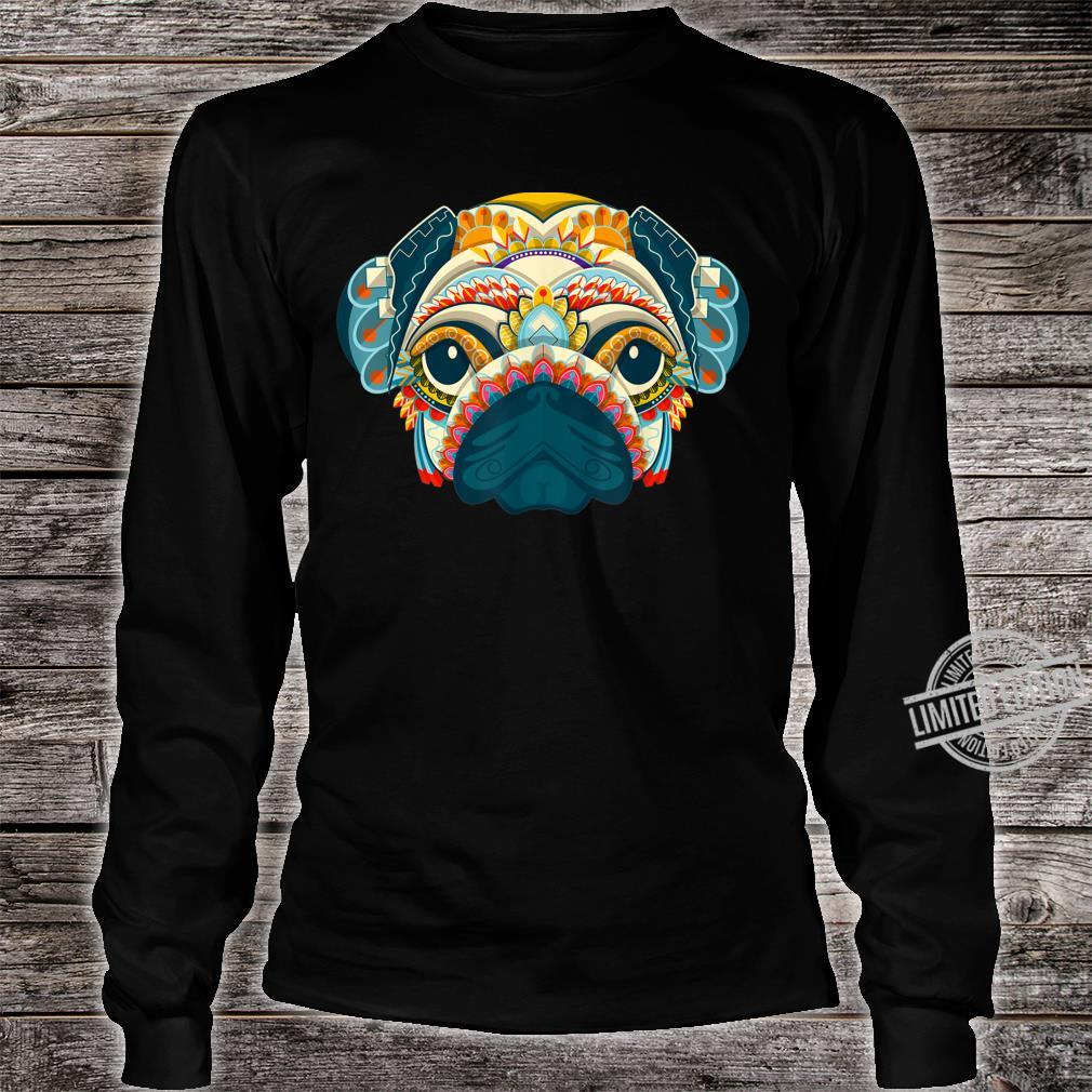 Cute Pug Dogs Pugs Owner Dog Puppy Puppies Shirt long sleeved
