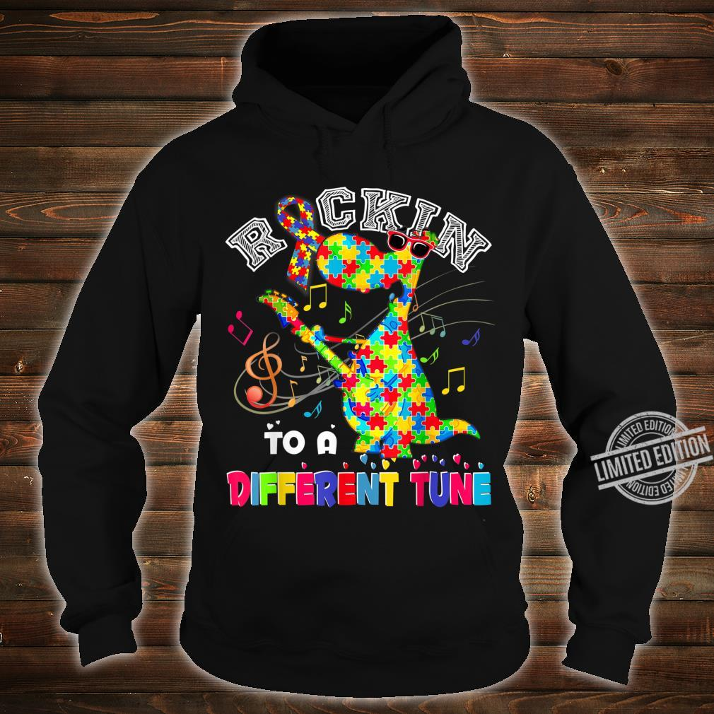 Different Tune Autism Awareness For Boy Girl Toddler Shirt hoodie