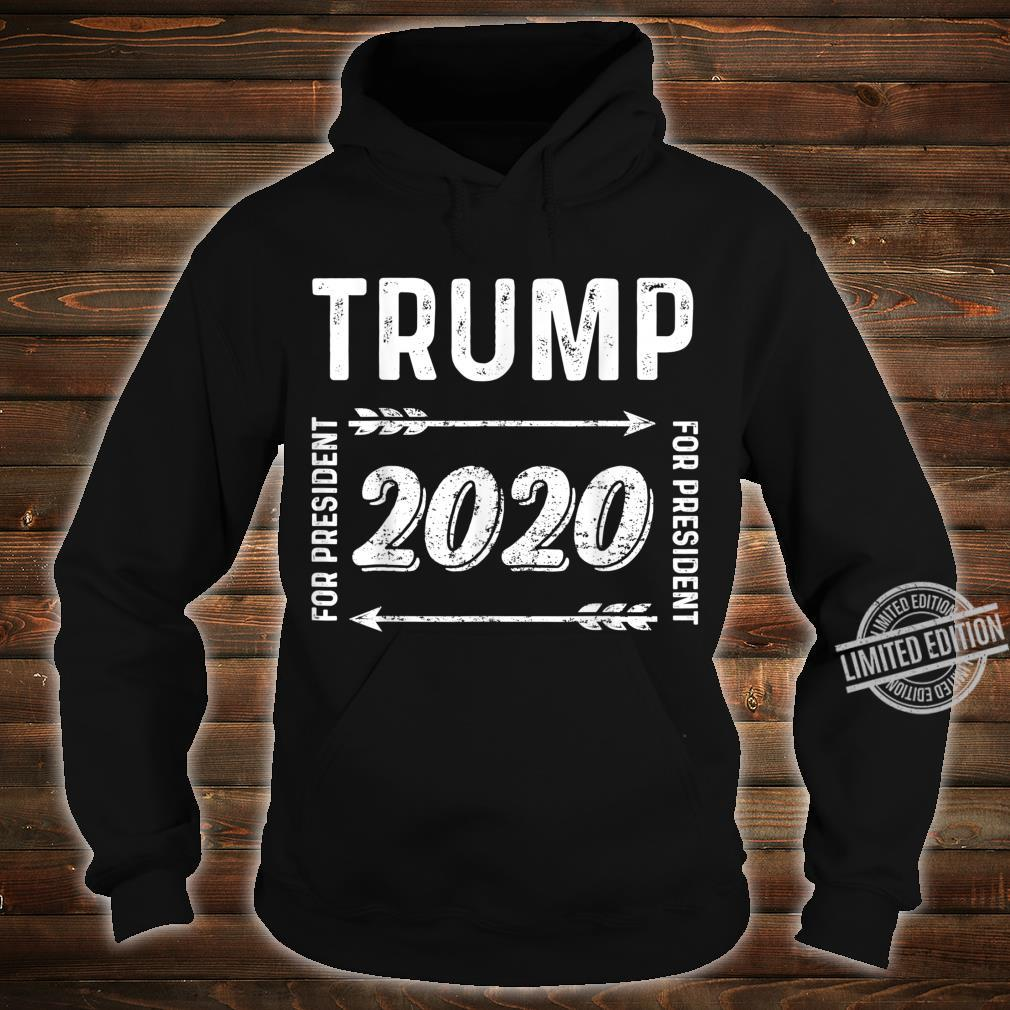 Donald Trump For President 2020 Election Shirt hoodie