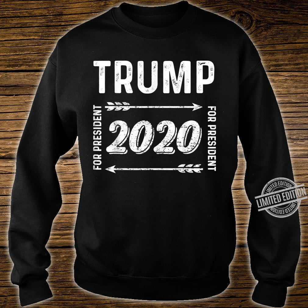 Donald Trump For President 2020 Election Shirt sweater