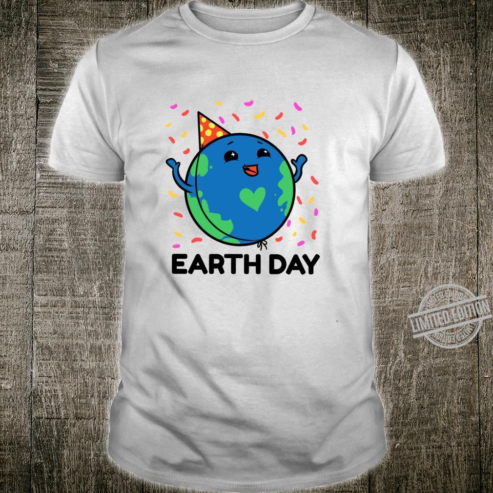 Earth Day Shirt Girls Youth Happy Earth Day 2020 Kid Shirt