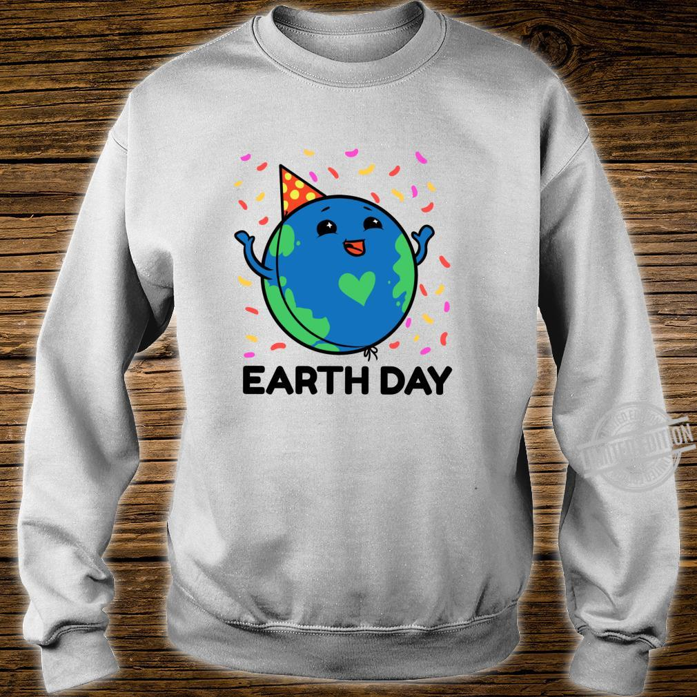 Earth Day Shirt Girls Youth Happy Earth Day 2020 Kid Shirt sweater
