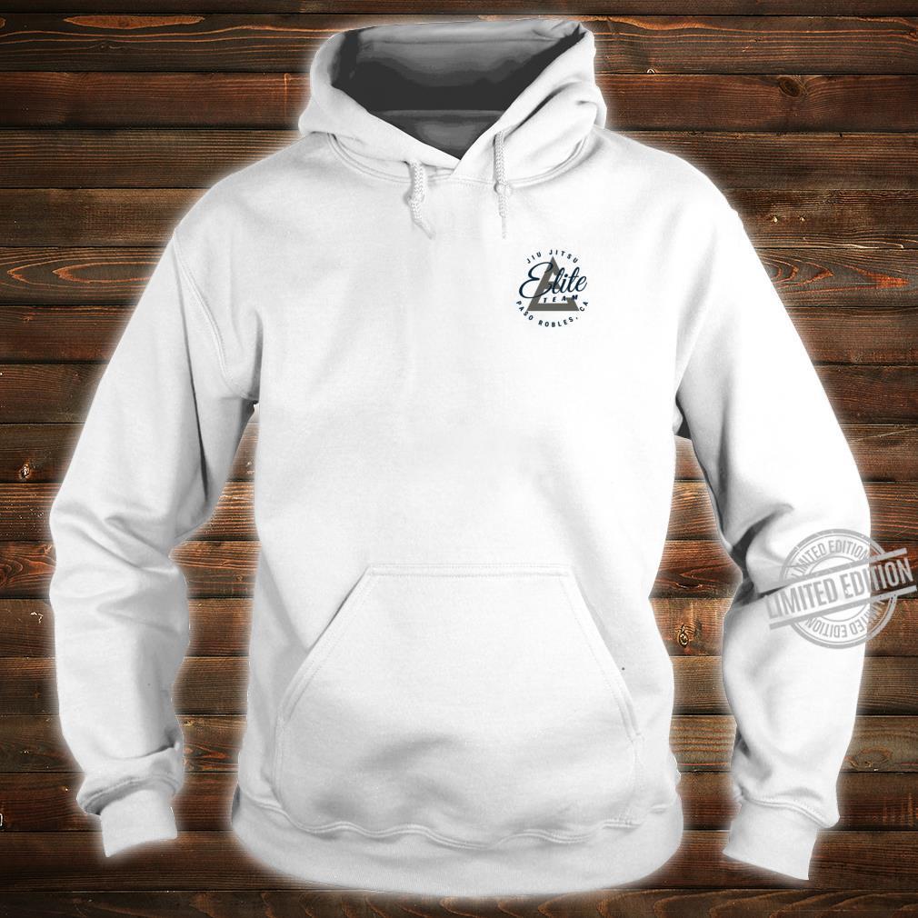 Elite Team Paso Robles NavyGrey Logo Shirt hoodie