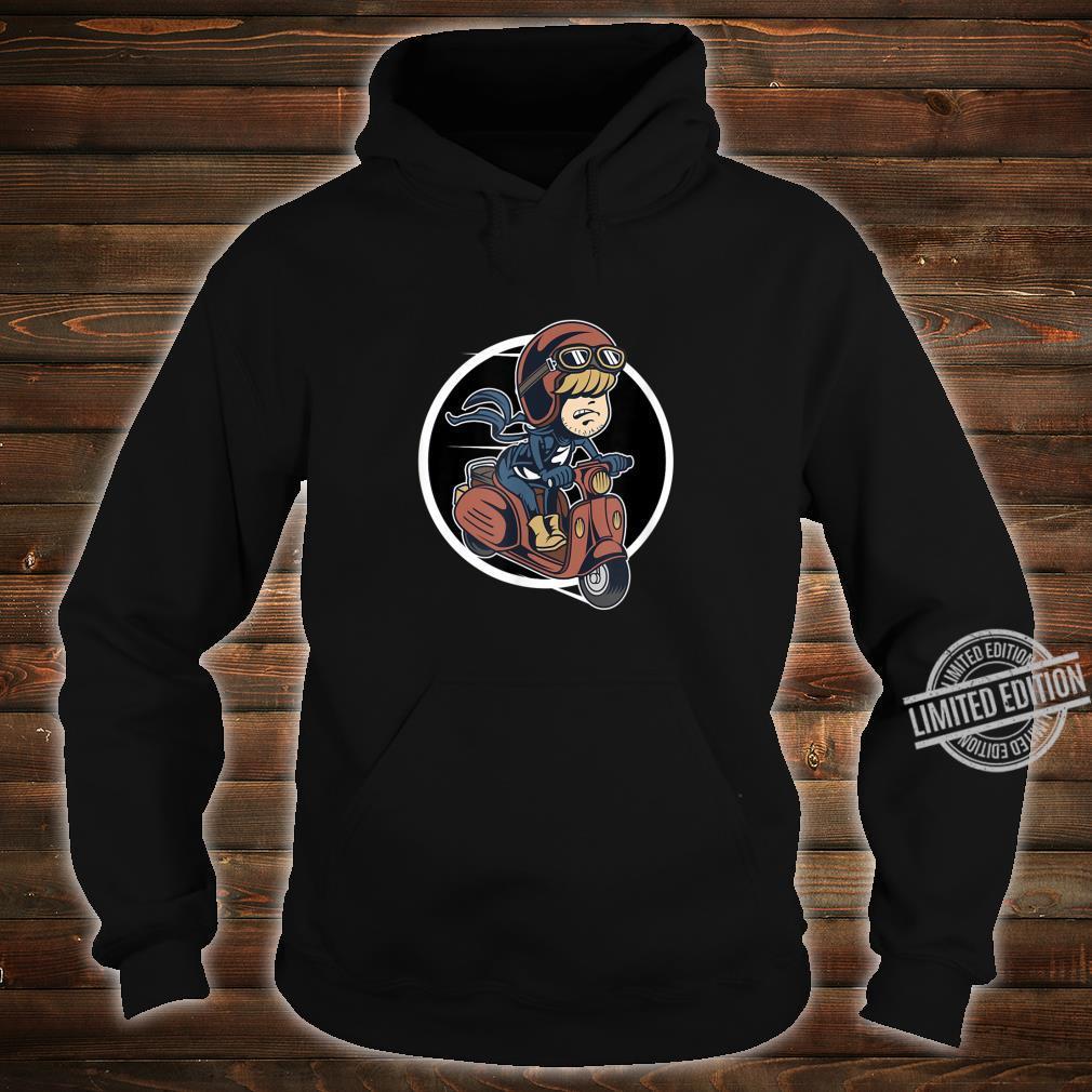 Felix Scooter Shirt hoodie