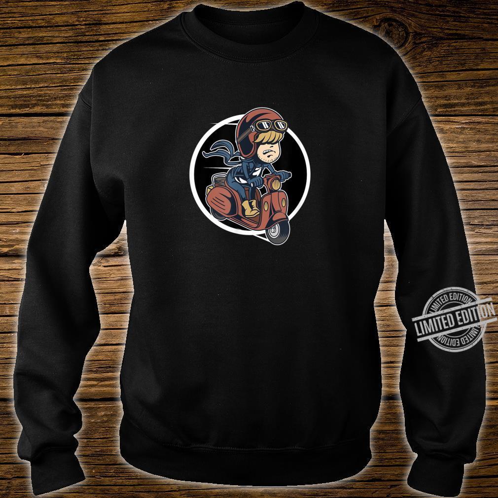 Felix Scooter Shirt sweater