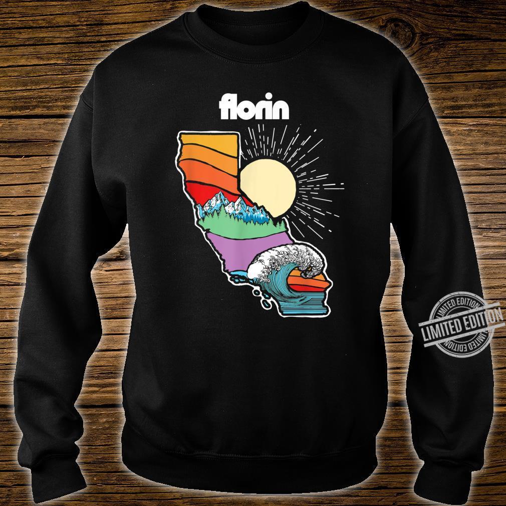 Florin California Outdoors Retro Nature Shirt sweater