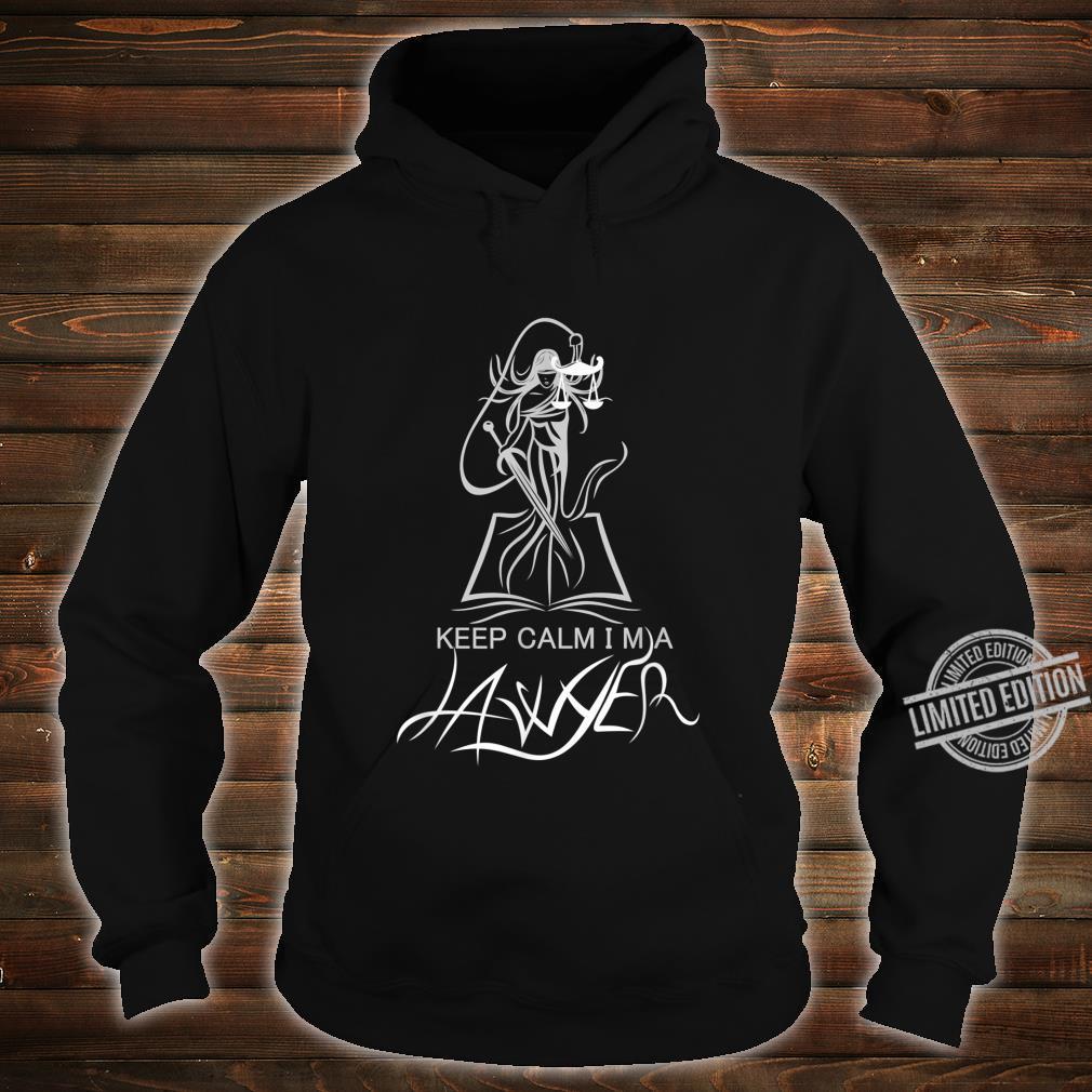 Für Anwälte Shirt hoodie