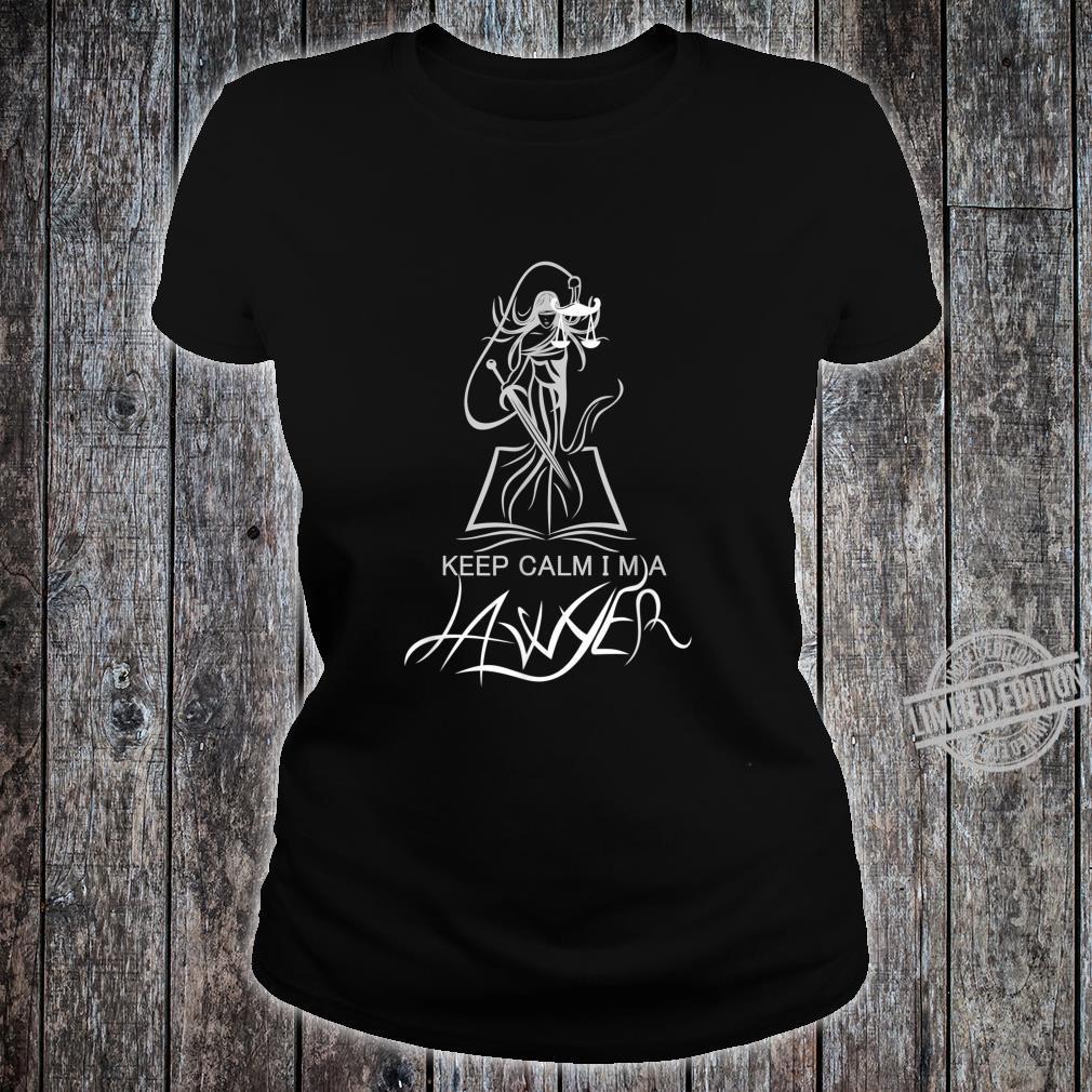 Für Anwälte Shirt ladies tee