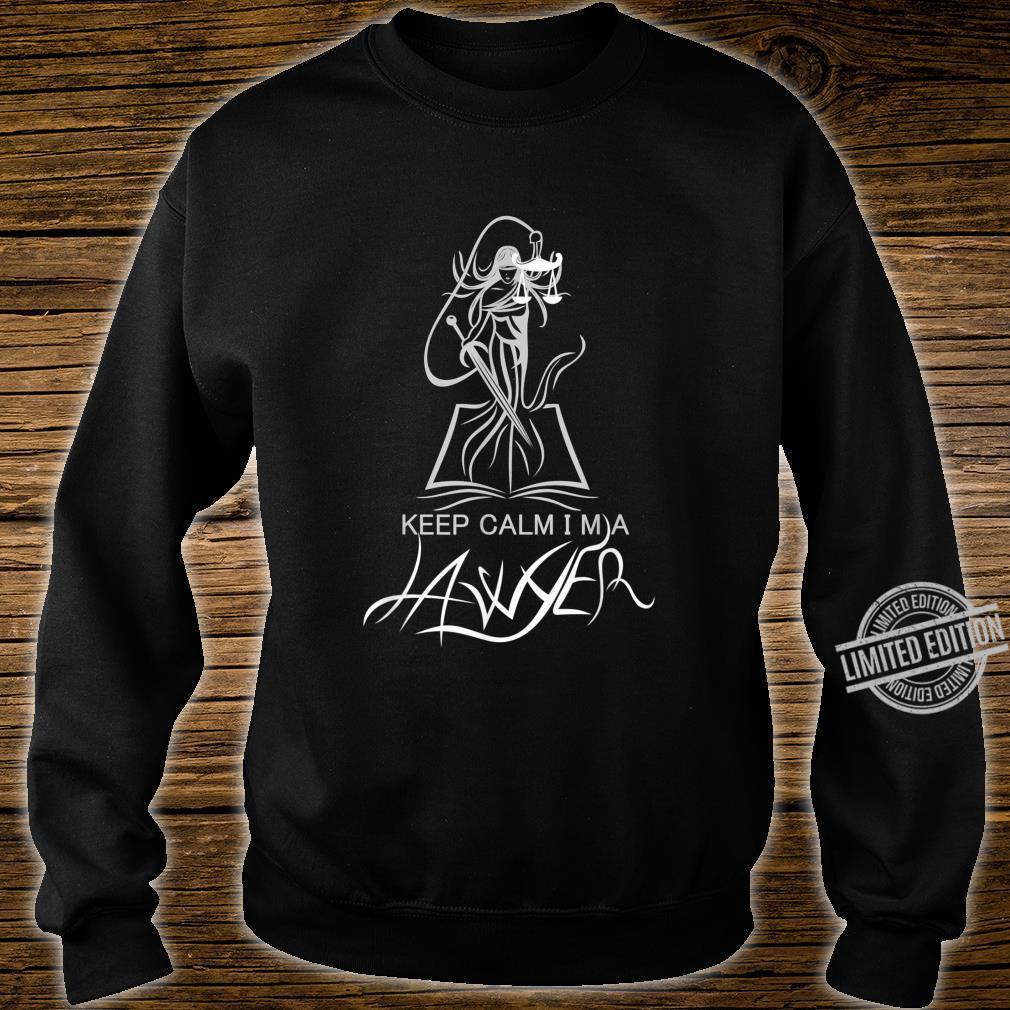Für Anwälte Shirt sweater