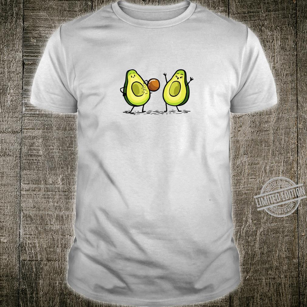 Funny Avocado For A Vegan Or Vegetarian Shirt