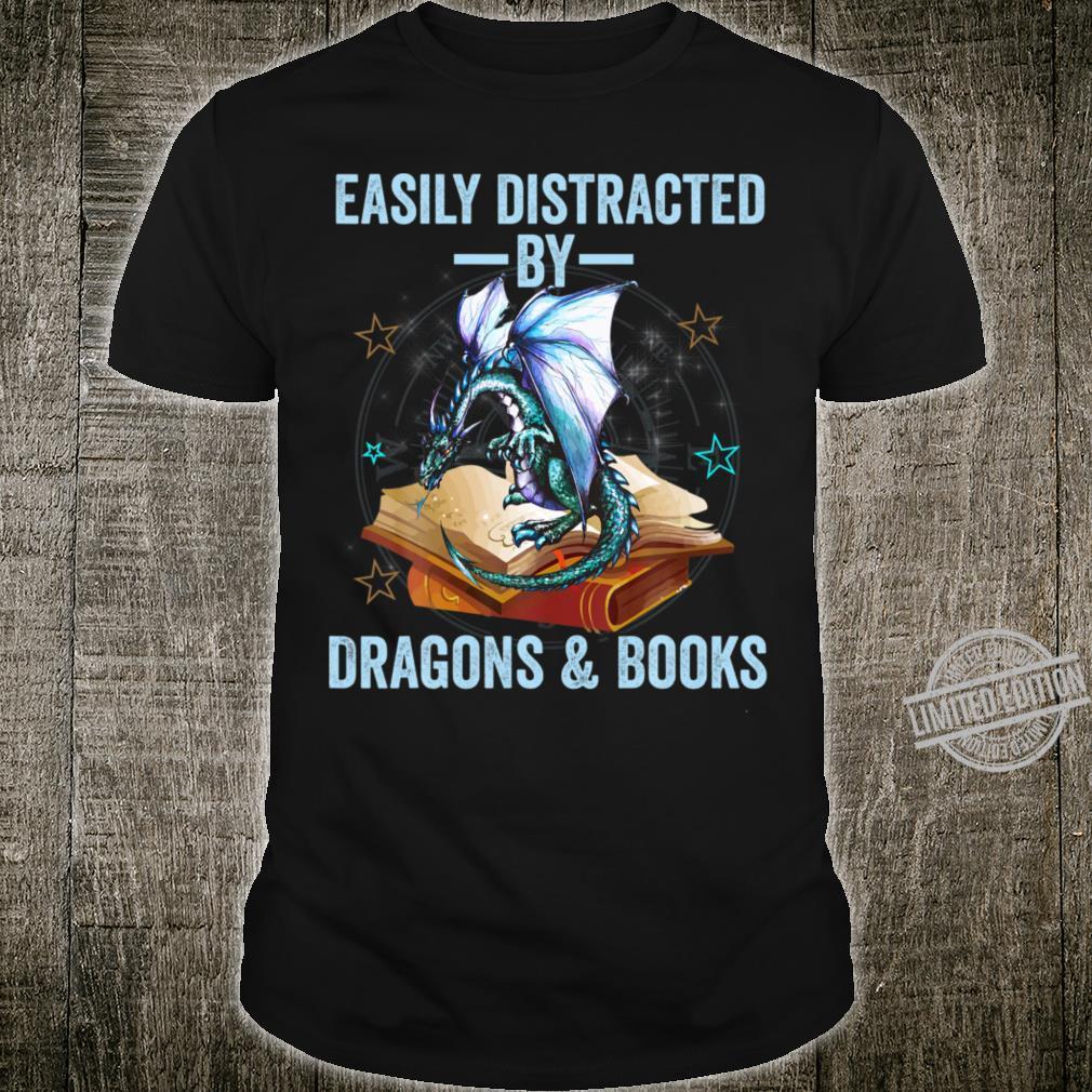 Funny Books Shirt
