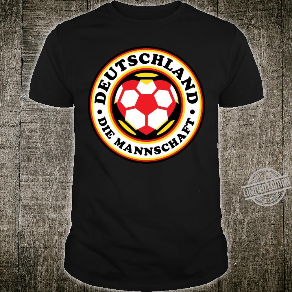 Germany Soccer Love Shirt