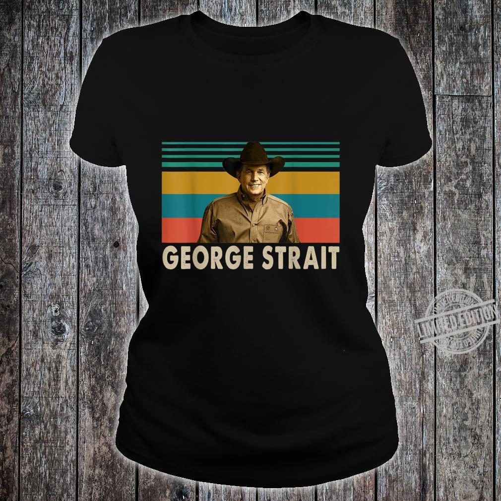 Graphic George Shirt Love Music Legend Live Forever Shirt ladies tee