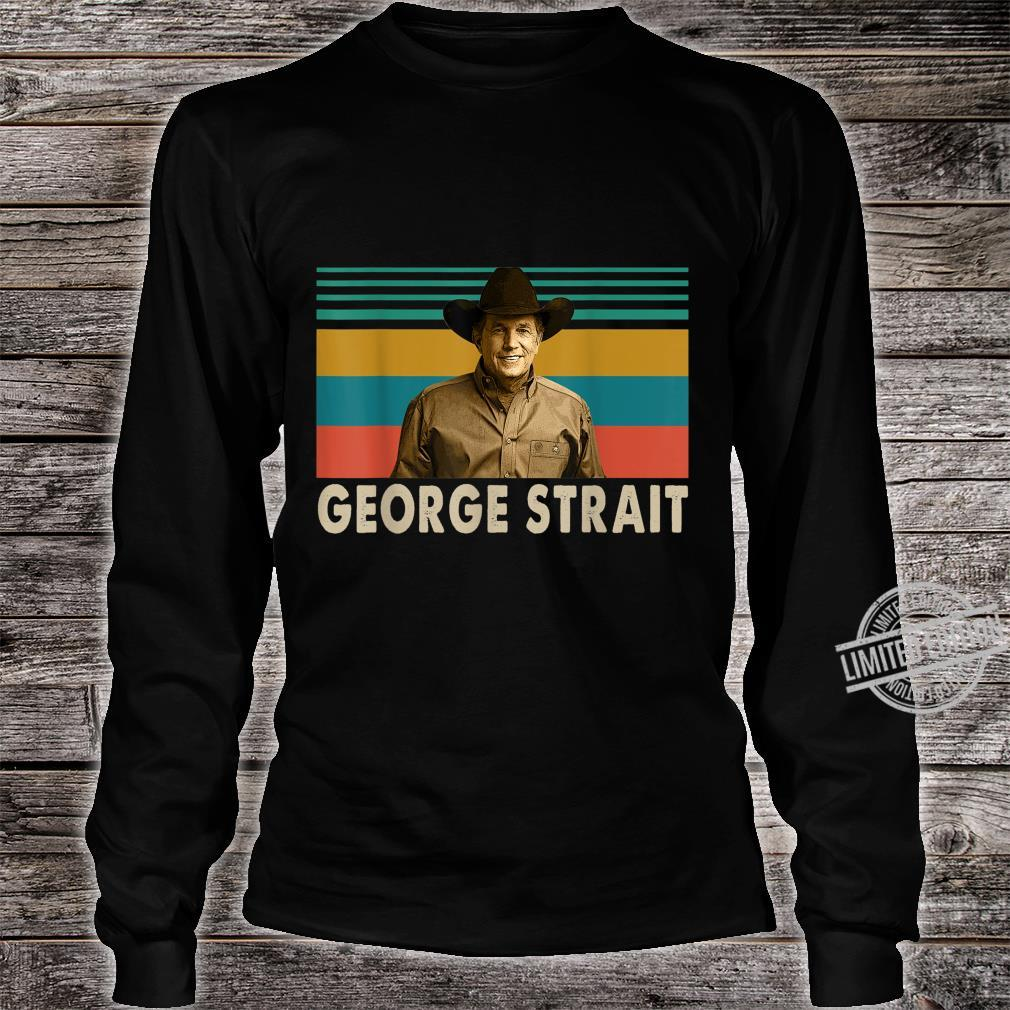 Graphic George Shirt Love Music Legend Live Forever Shirt long sleeved