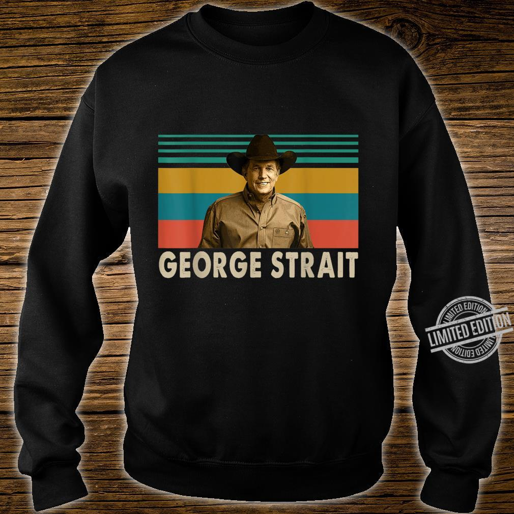 Graphic George Shirt Love Music Legend Live Forever Shirt sweater