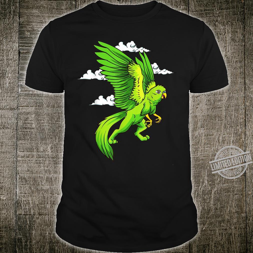 Griffin Parrot Griffin Shirt