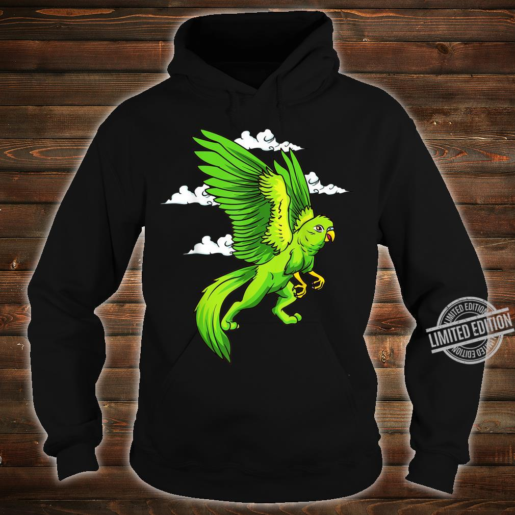 Griffin Parrot Griffin Shirt hoodie