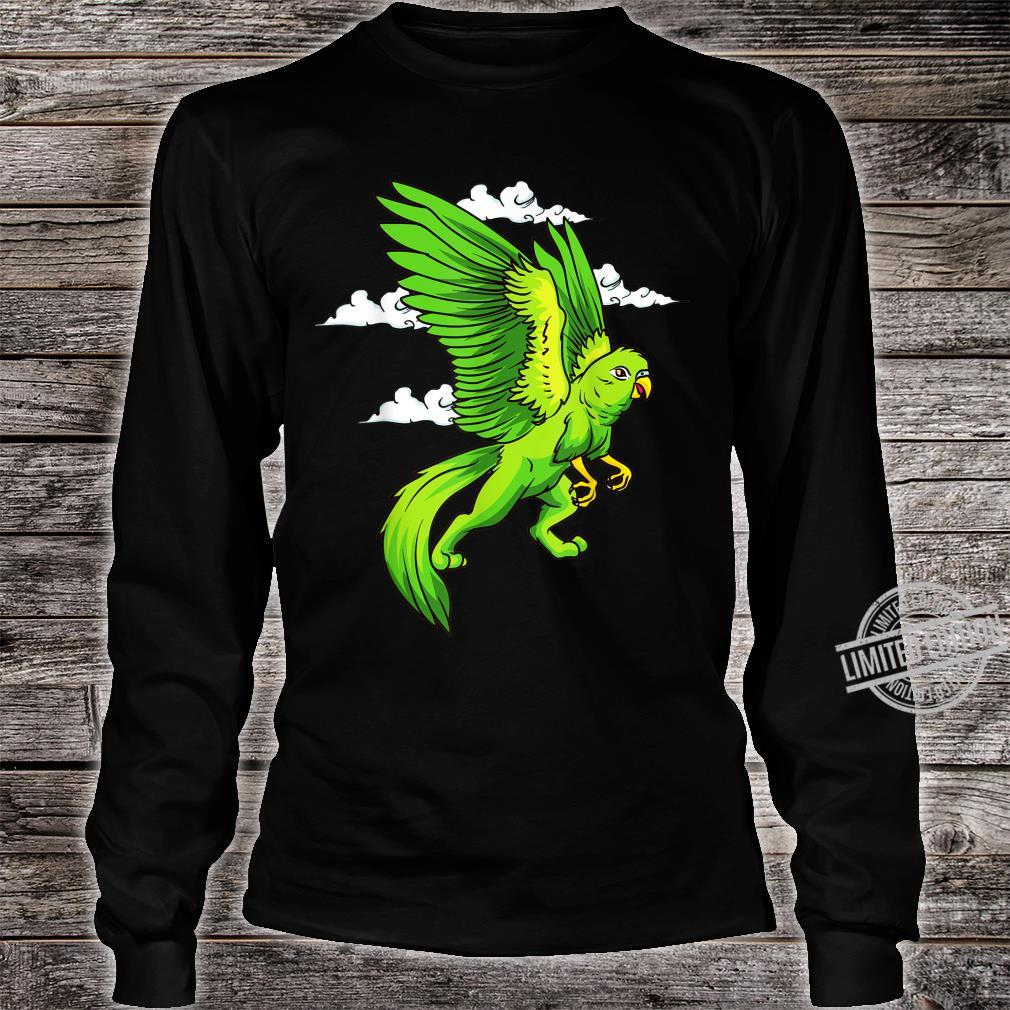 Griffin Parrot Griffin Shirt long sleeved
