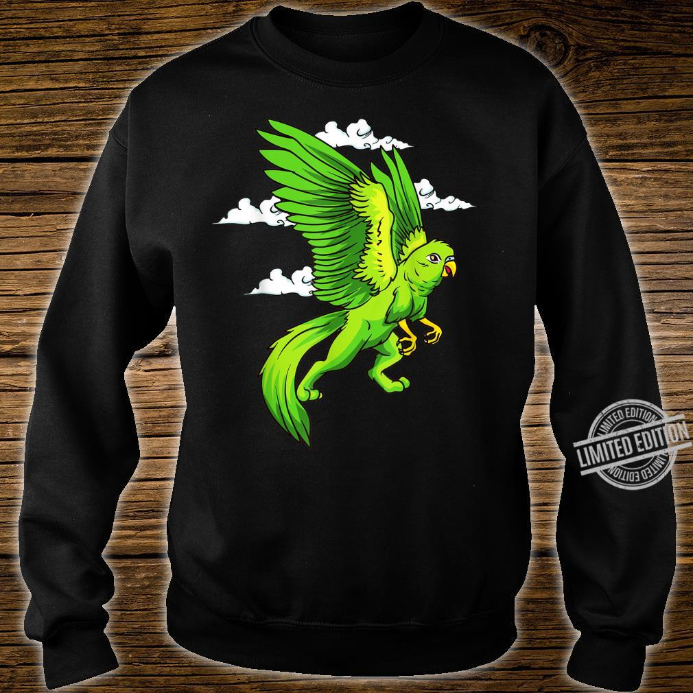 Griffin Parrot Griffin Shirt sweater