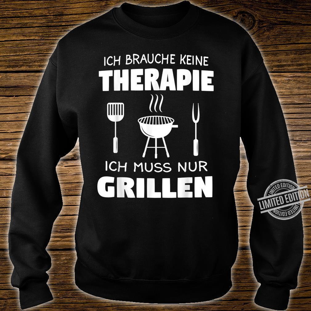 Grillen Griller BBQ Fleisch Geschenk Shirt sweater