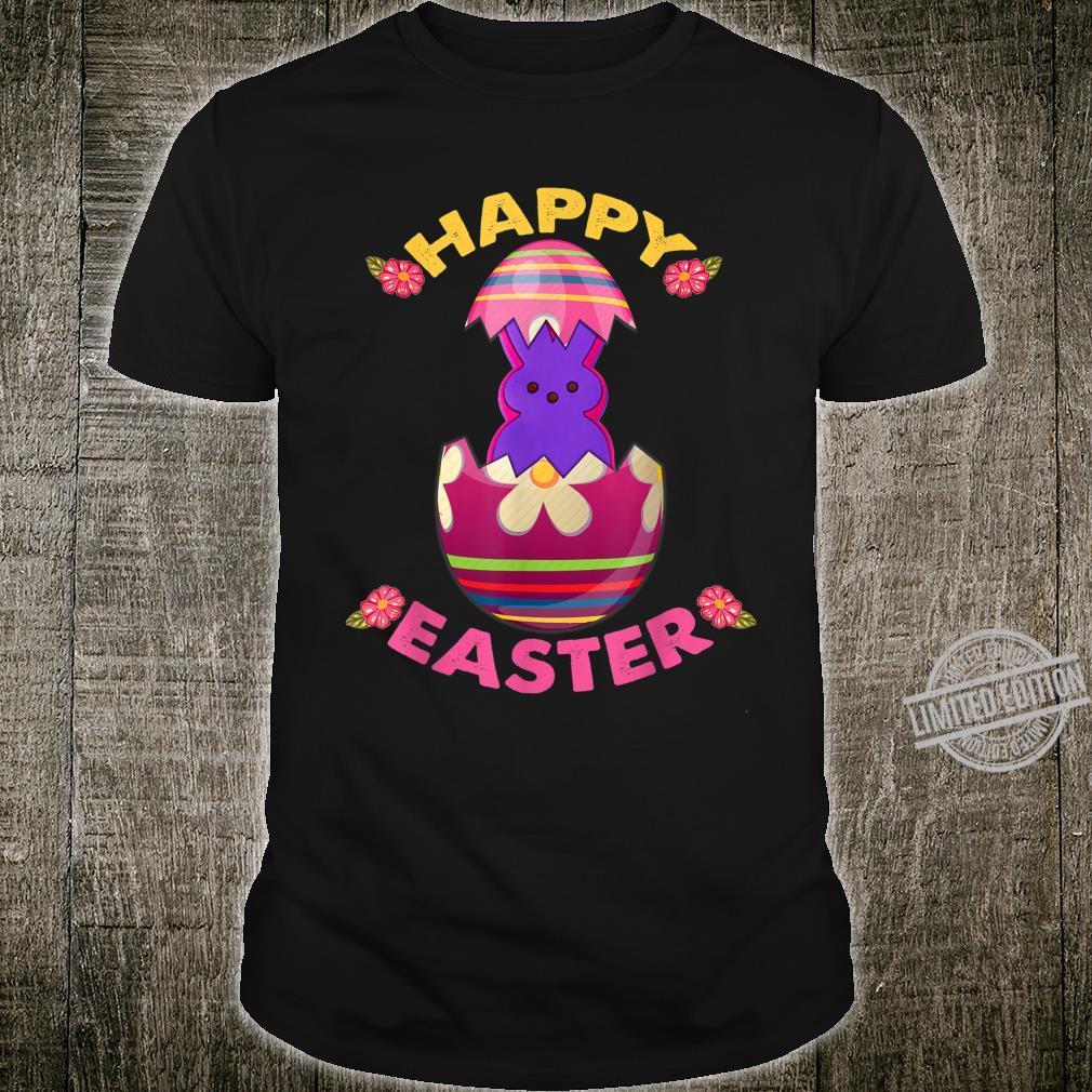 Happy EasterRabbit Bunny Egg Easter Day Shirt