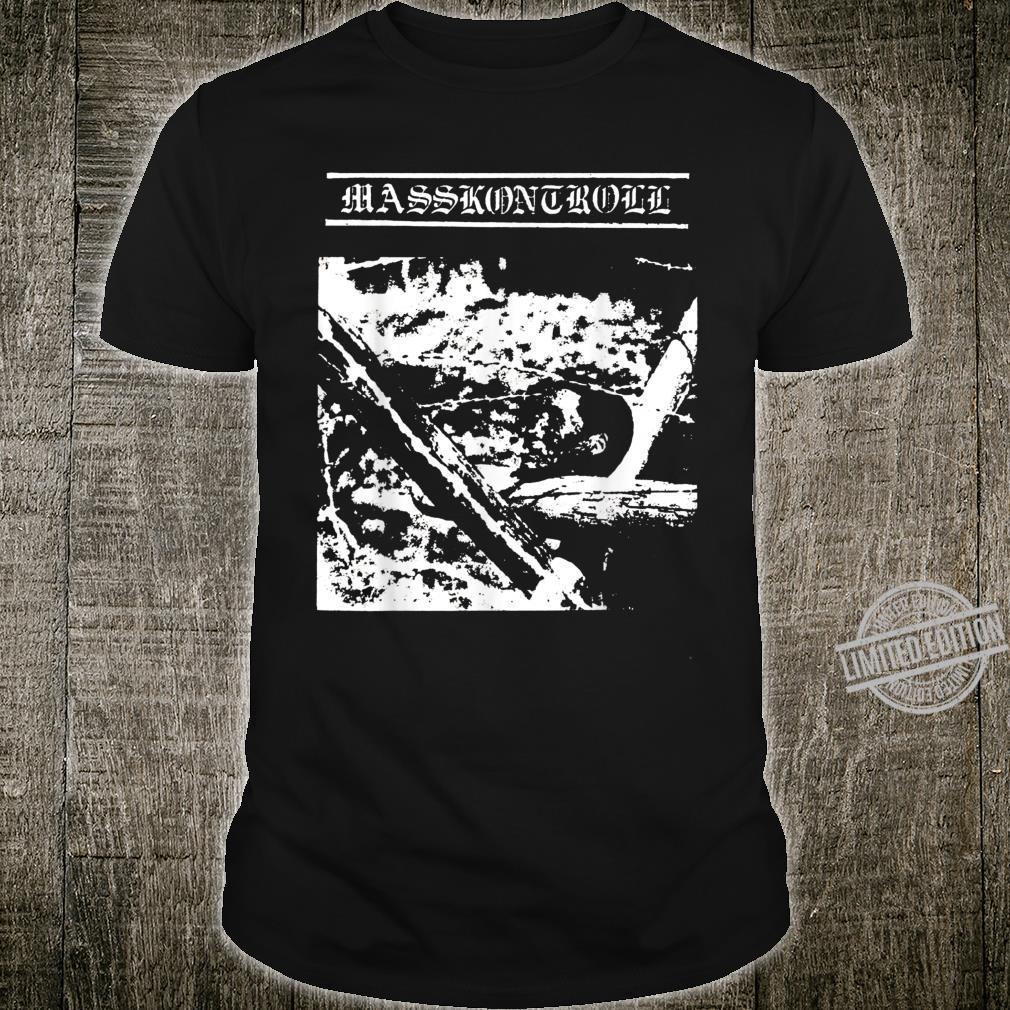 Herren Masskontroll Recycle or Die Shirt Shirt