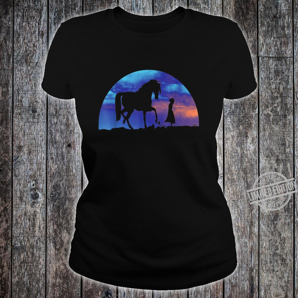 Horse Girl Great Shirt ladies tee