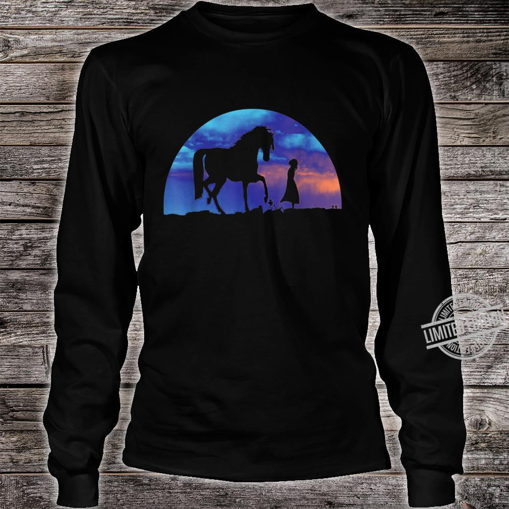 Horse Girl Great Shirt long sleeved