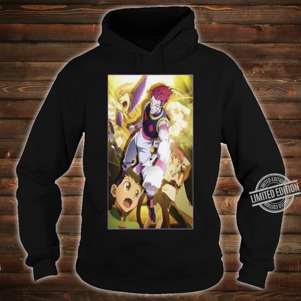 Hunter X Hunter Baseball Shirt hoodie