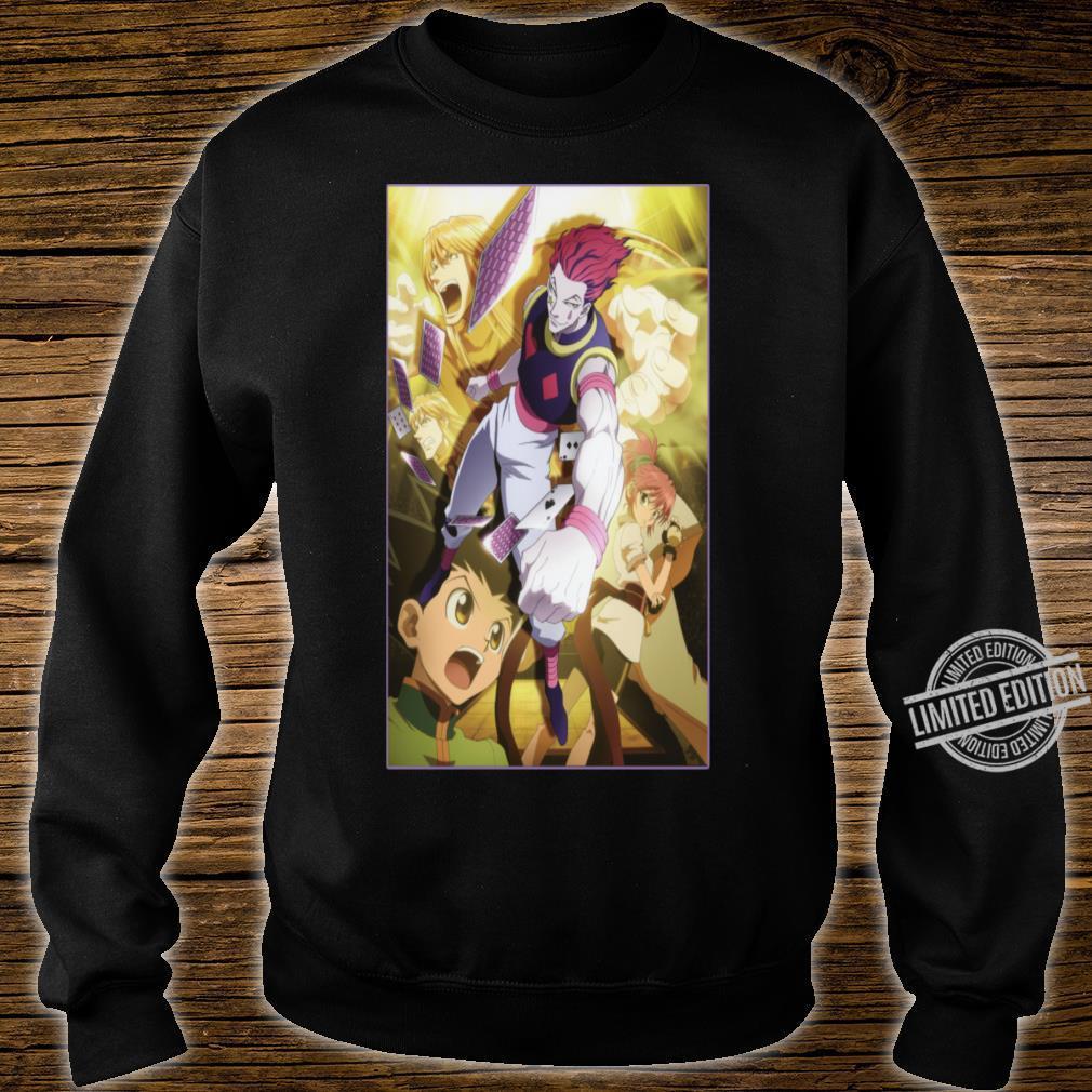Hunter X Hunter Baseball Shirt sweater