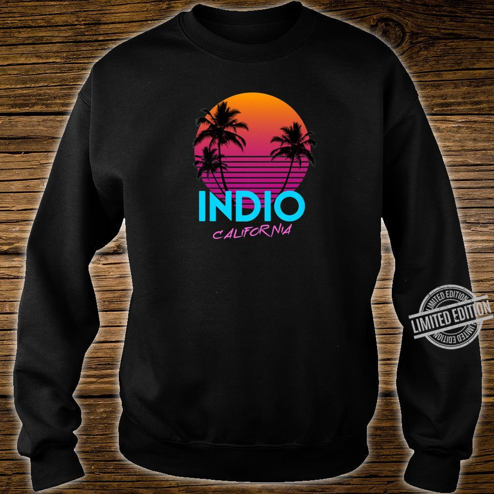 Indio California Shirt sweater