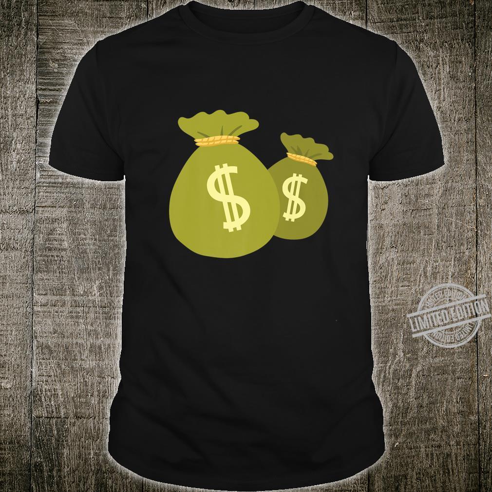 Money Bags Dollar Sign Shirt