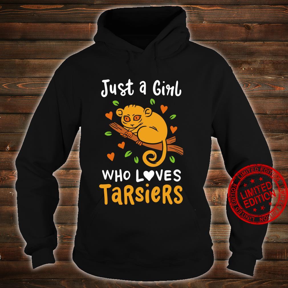 Philippines Tarsier Cute Shirt hoodie