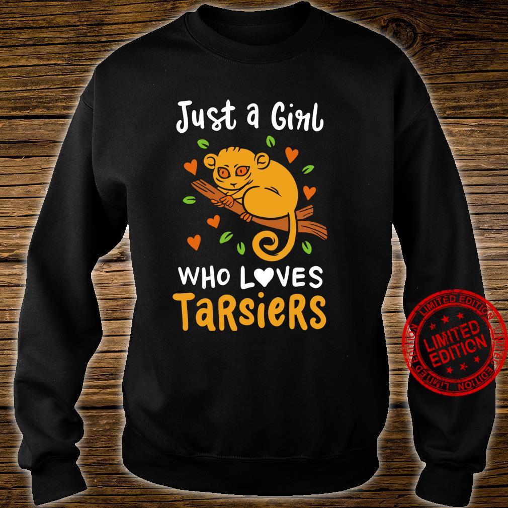 Philippines Tarsier Cute Shirt sweater