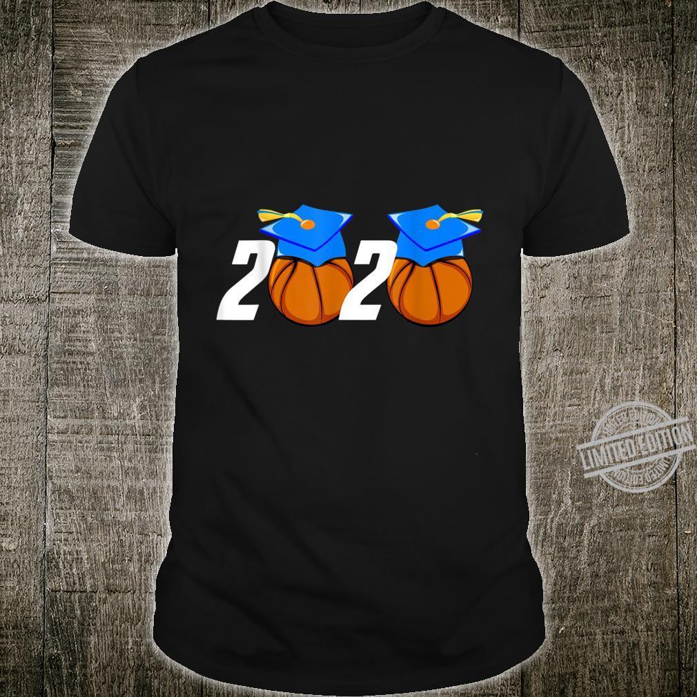 Senior 2020 Player Graduate Grad Basketball Shirt