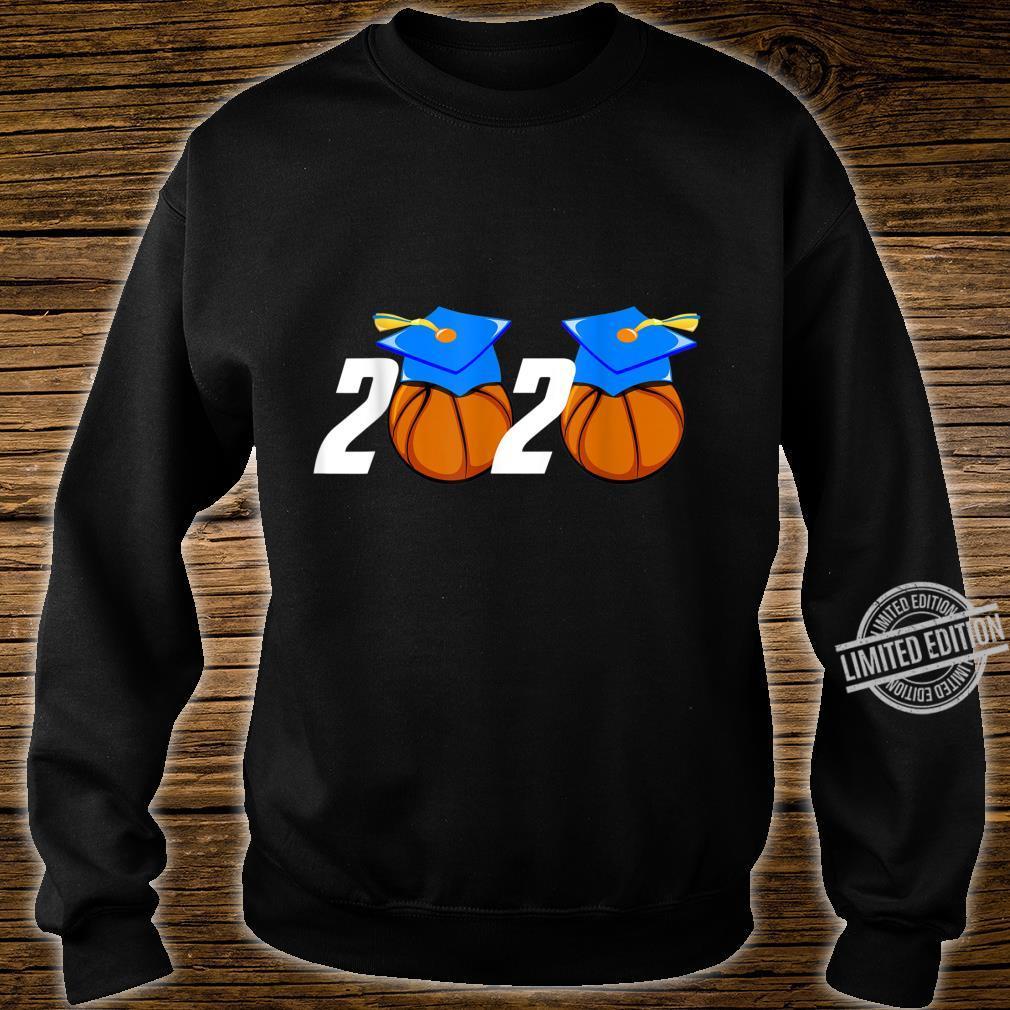 Senior 2020 Player Graduate Grad Basketball Shirt sweater