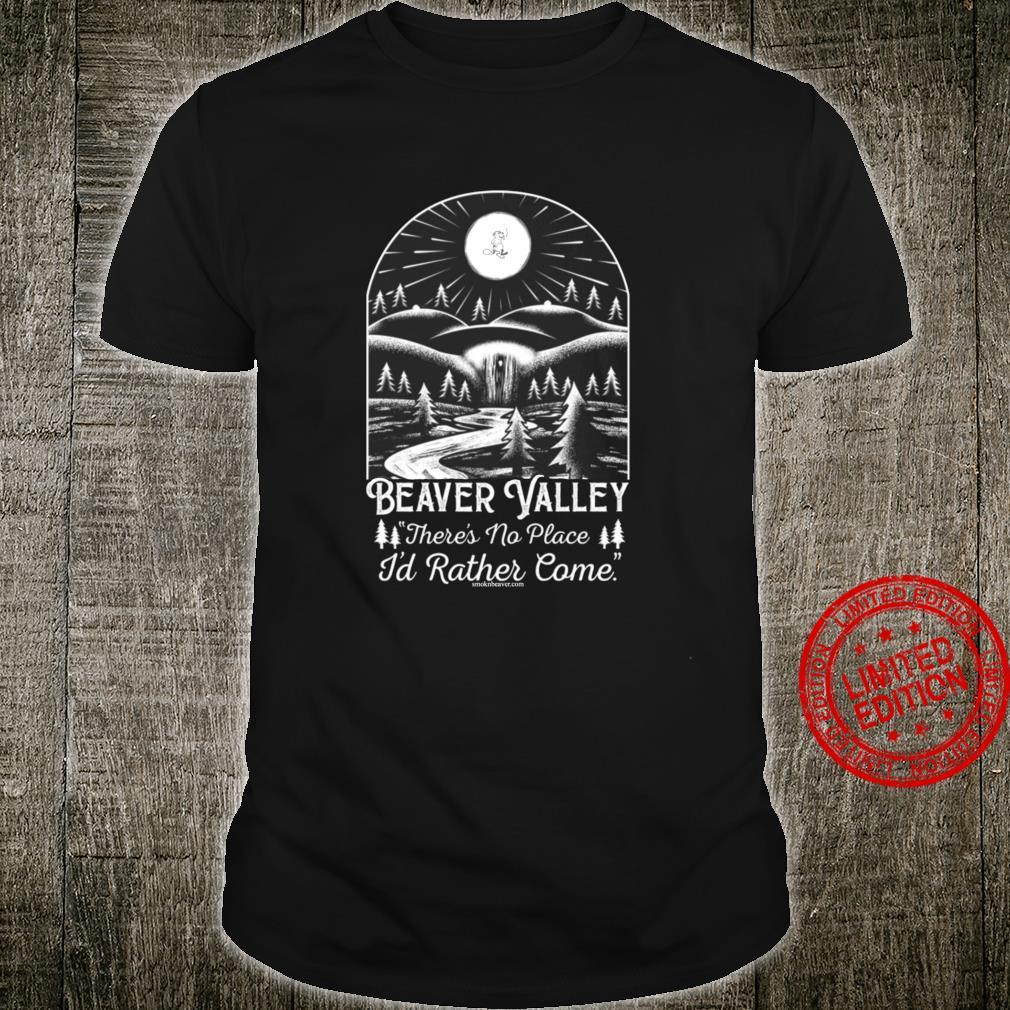 Smok'n'beaver Valley Shirt