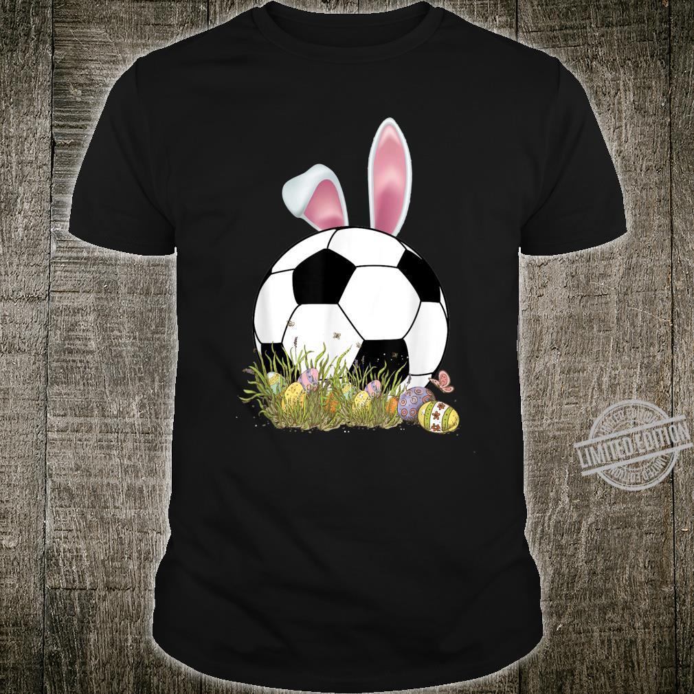 Soccer Easter For Boy Girl Shirt