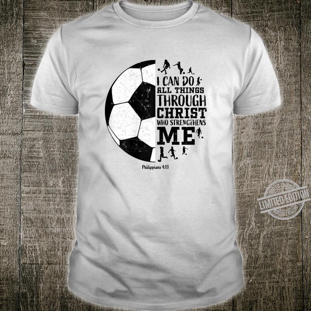 Soccern Girls's Her Girls Soccer Shirt