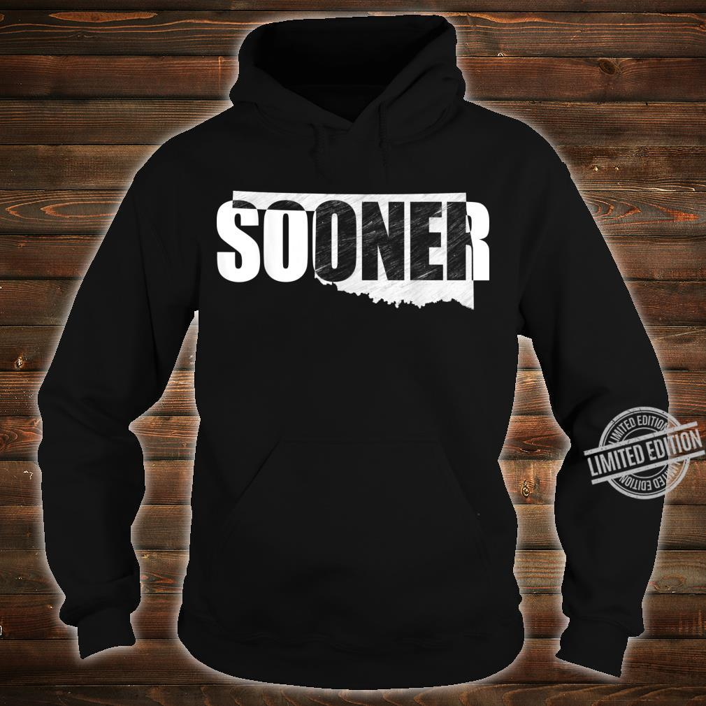 Sooner Oklahoma Pride Shirt hoodie
