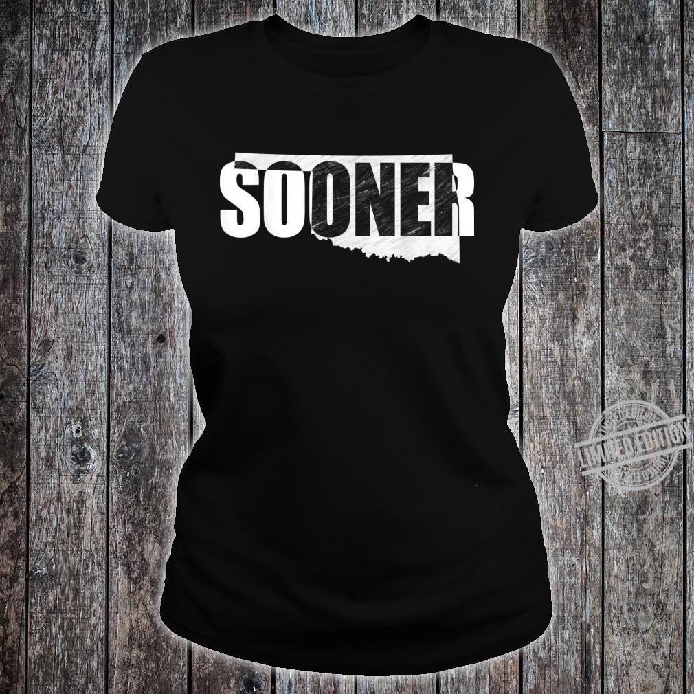 Sooner Oklahoma Pride Shirt ladies tee