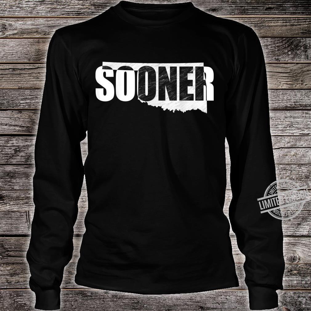 Sooner Oklahoma Pride Shirt long sleeved