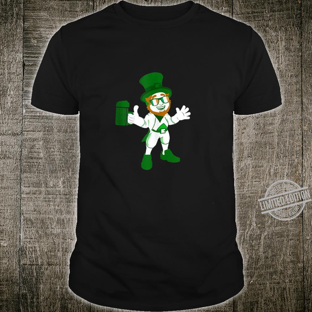 St. Patricks Day I Irish Leprechaun Costume Shirt